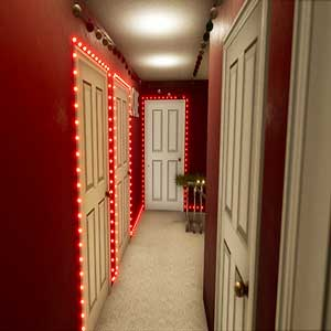 dark and disturbing rooms