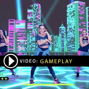 Zumba Burn It Up Gameplay Video
