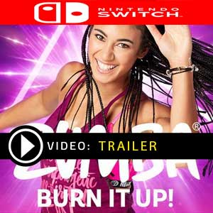 Zumba Burn It Up Nintendo Switch Prices Digital or Box Edition